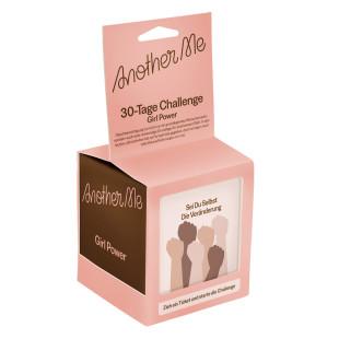 30 Tage Challenge Girl Power - zieh dein Ticket und beginne die Challenge: 30 Tage je 1 Aktivität, um deine Girl Power aufblühen zu lassen.