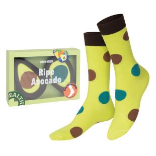 Avocado Socks von doiy design: die wohl coolsten und originellsten Socken die du je getragen hast!