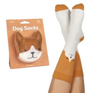 Design Socken - Dog Socks von doiy design. Fashionsocken im Hunde-Look. Die Socken für Hunde- und Fashionfreunde!