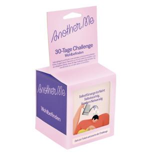 30 Tages Challenge Wohlbefinden von DOIY Design. 30 Tage 1 Aktivität für mehr Vitalität, Glück, Liebe, Gesundheit, ...