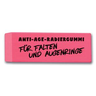 XXL Radiergummi Anti Age - Für Falten und Augenringe - von liebeskummerpillen