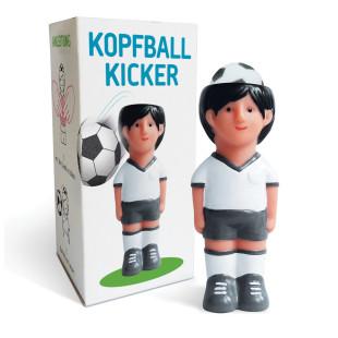 Kopfball Kikker - Weichkautschukfigur - liebeskummerpillen.