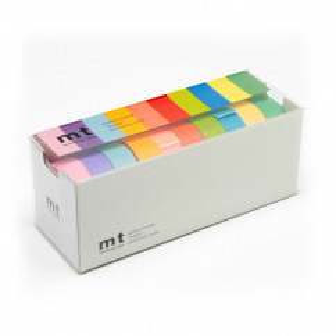 Dekorative mt masking tapes. Washi tapes im 10er Pack. Original mt masking tape by Kamoi aus japanischem Reispapier