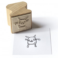 Stempel Happi Stamps - Little Monster