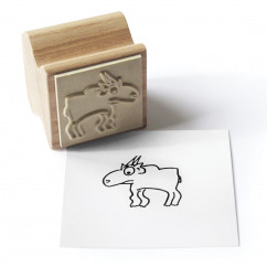 Stempel Happi Stamps - Theo Tier