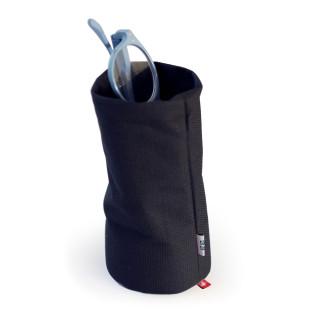 Brillenhalter - Organizer - Stiftköcher: SACCO vom schweizer Designlabel tät-tat. Modell in schwarz.