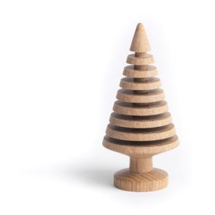 Tannenbaum TREE BRANCHES 10 cm, Eichenholz - THE OAK MAN - Weihnachtsbaum, Weihnachtsdekoration - Design